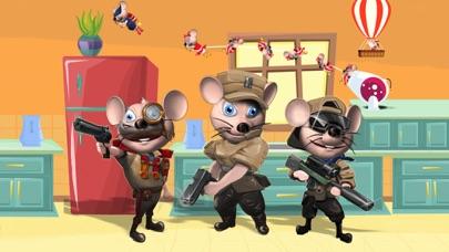 Screenshot of Mouse Mayhem Shooting & Racing1