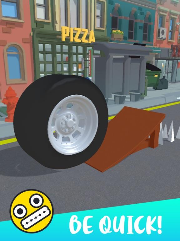 iPad Image of Wheel Smash