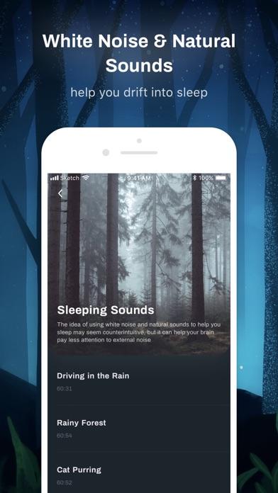 Sleep - White Noise & Sounds Screenshot
