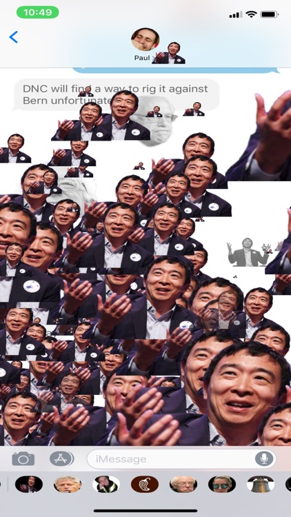 Andrew Yang Sticker Pack