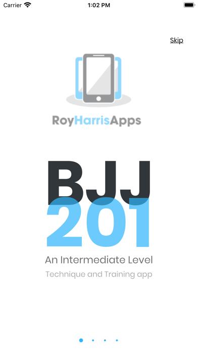 BJJ 201 Screenshot
