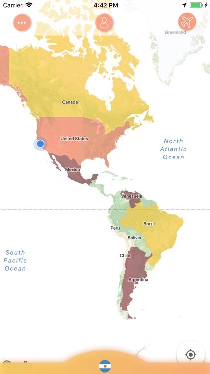 Scratch Map Pro