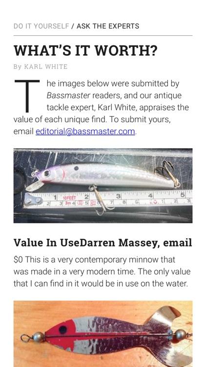 Bassmaster Magazine screenshot-5