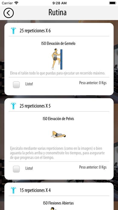 Descargar MrFitMan para Android