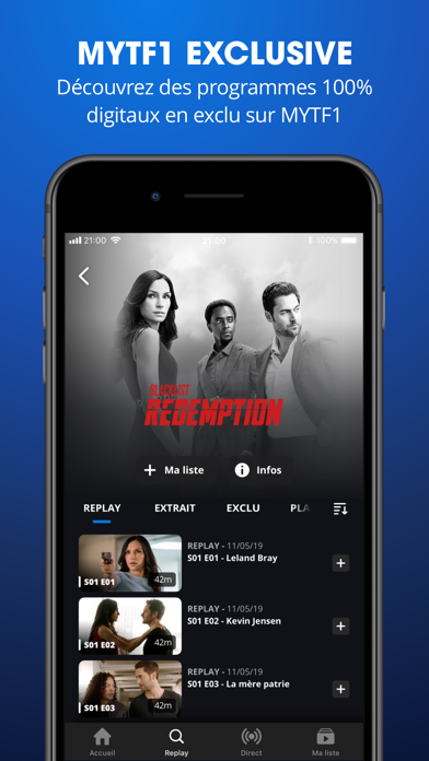 download MYTF1 apps 2