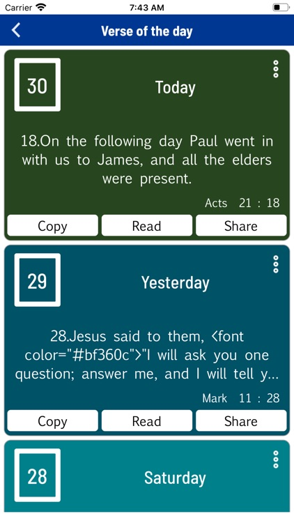Nepali Bible Pro - Holy Bible screenshot-9