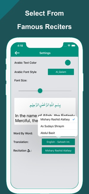 Quran Word by Word Translation on the App Store
