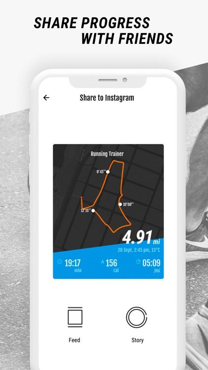 Running Trainer: Audio Coach screenshot-4