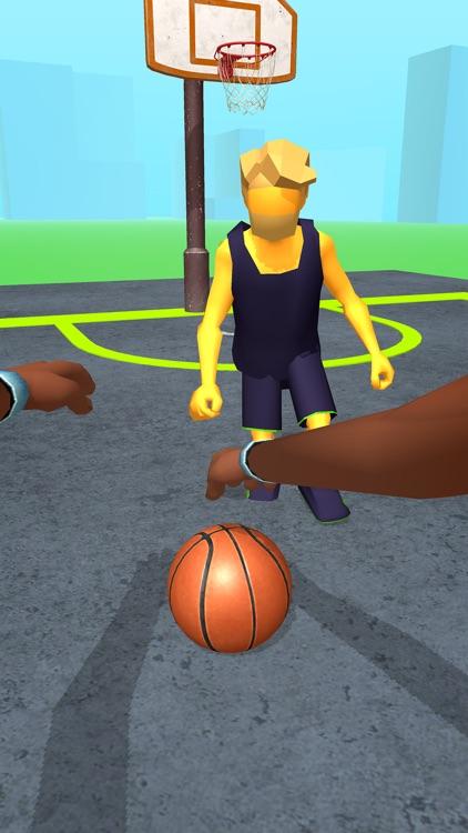 Dribble Hoops screenshot-0