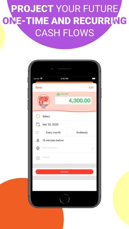 Track & Control Your Spending screenshot-4