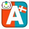 Bogga Alfabet dansk - iPhoneアプリ
