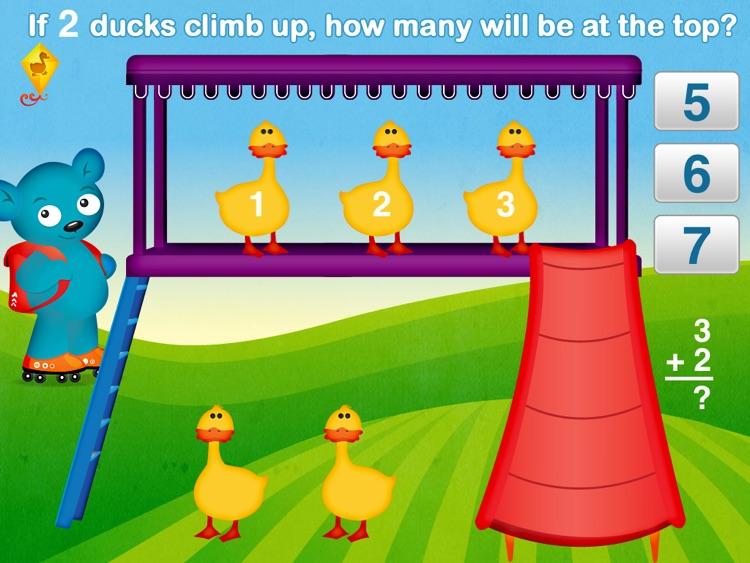 Park Math HD - Duck Duck Moose