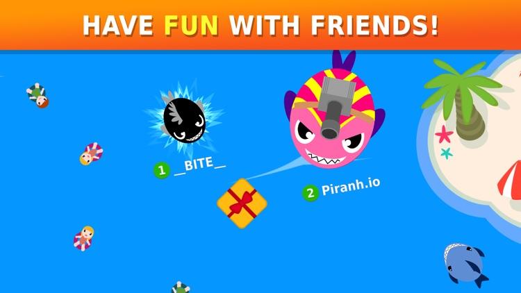 Piranh.io screenshot-4