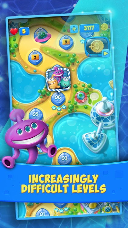 Cube Blast: Match screenshot-2