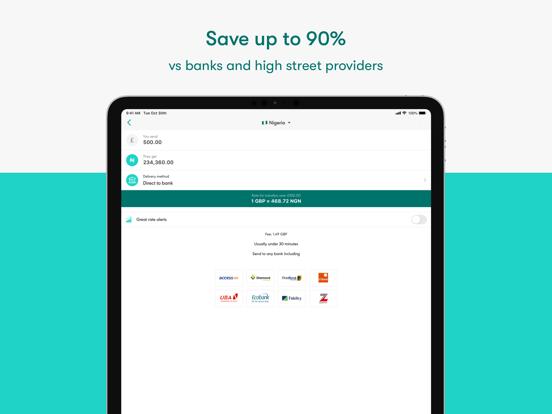 Azimo Money Transfer screenshot