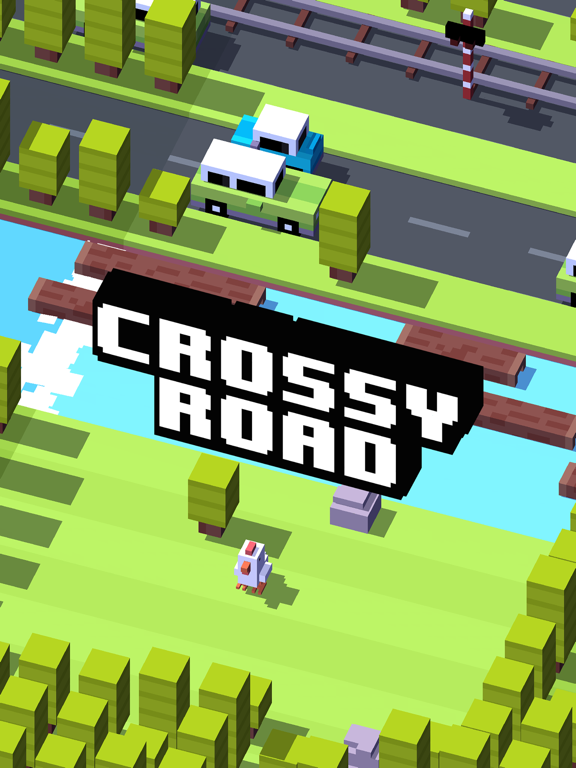 Crossy Road - Endless Arcade Hopper screenshot