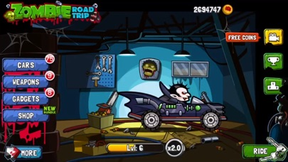 download Zombie Road Trip! for PC