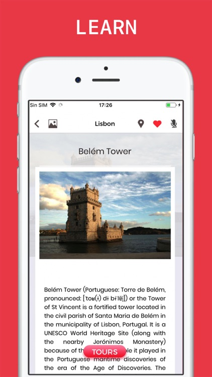 Lisbon Travel Guide Offline screenshot-4