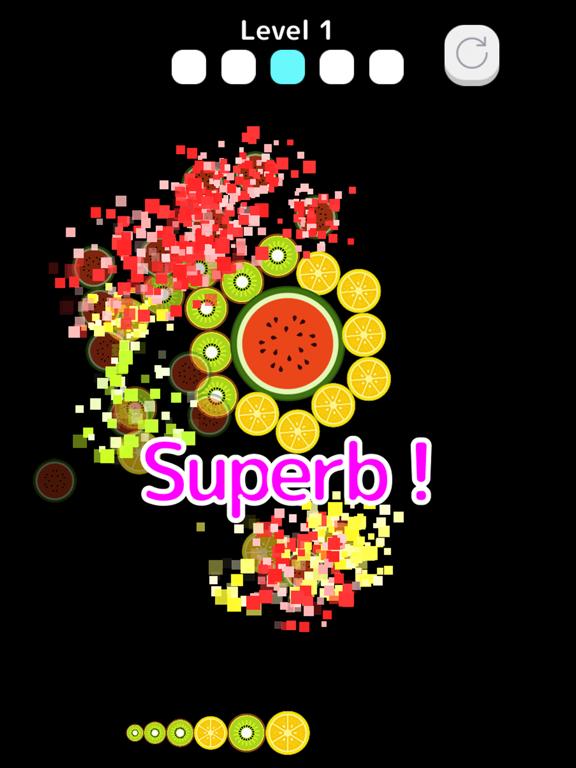 FruitsBubble screenshot 6