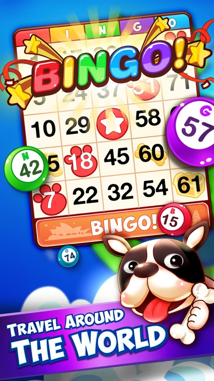 DoubleU Bingo – Epic Bingo screenshot-0