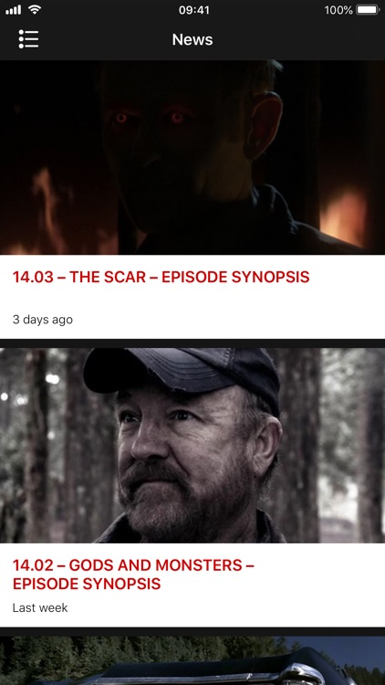 Countdown for Supernatural screenshot-3