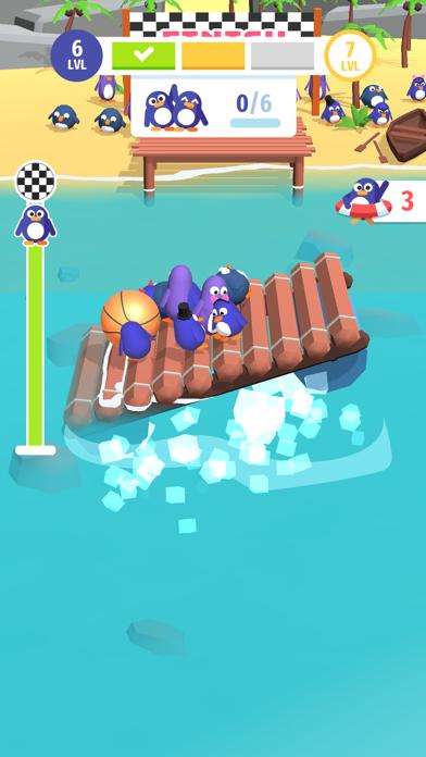 Penguinia Ride screenshot 2