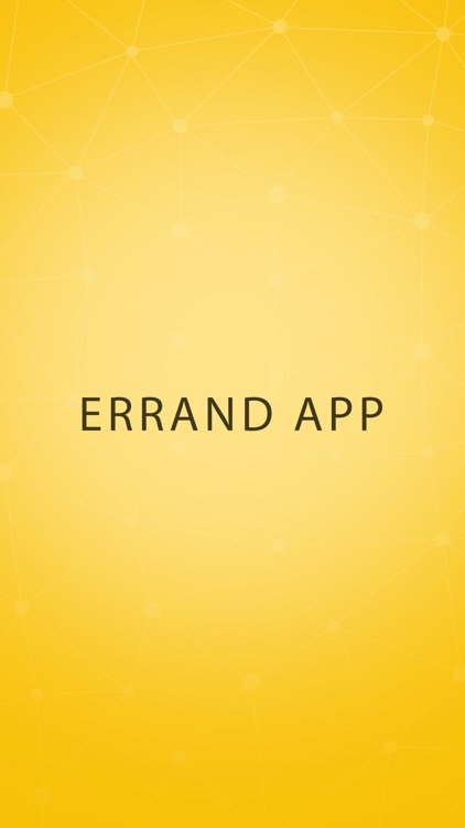 Errand App for Drivers Only