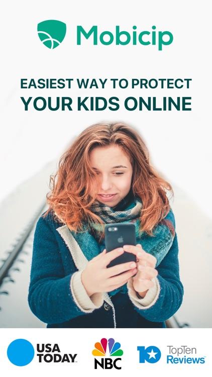 Mobicip - Parental Control App