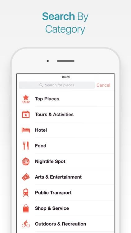 Dubai Travel Guide and Map screenshot-4
