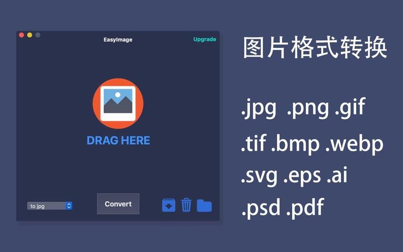 Image Converter X - 图片格式转换 for Mac