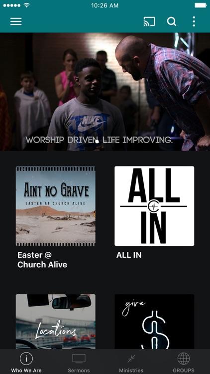 Church Alive Nc