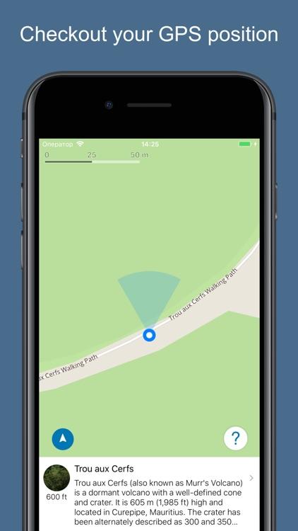 Mauritius 2020 — offline map screenshot-4