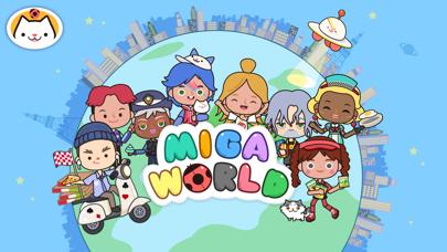 Miga Town: My World screenshot 1