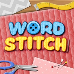 Word Stitch - Sewing Crossword