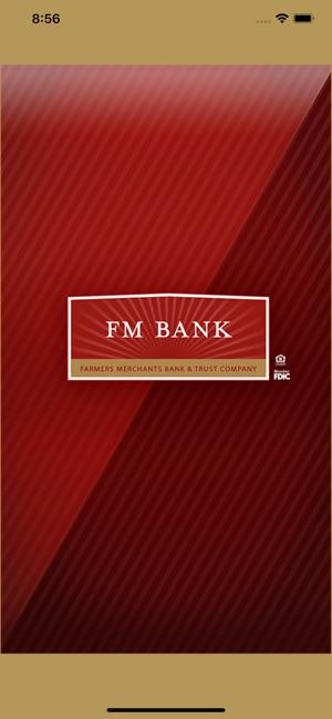 Farmers-Merchants Bank & Trust on the App Store