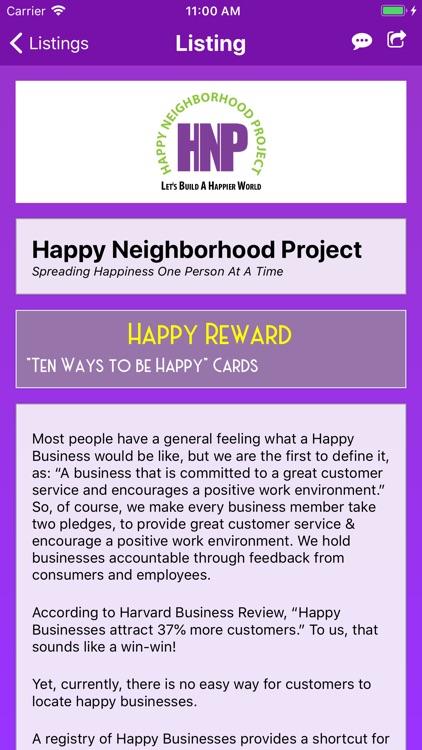 Happy Neighborhood screenshot-6