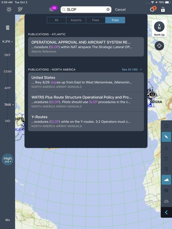 Jeppesen Mobile FD screenshot-4
