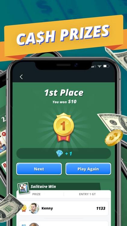 Solitaire Win ! screenshot-0