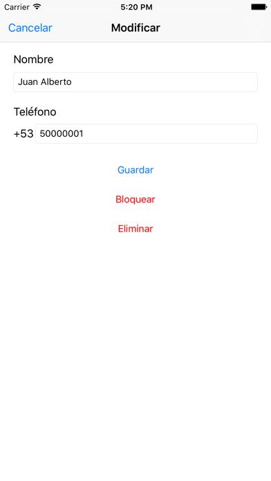 CubaMessenger app image