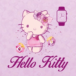 Hello Kitty Watchfaces