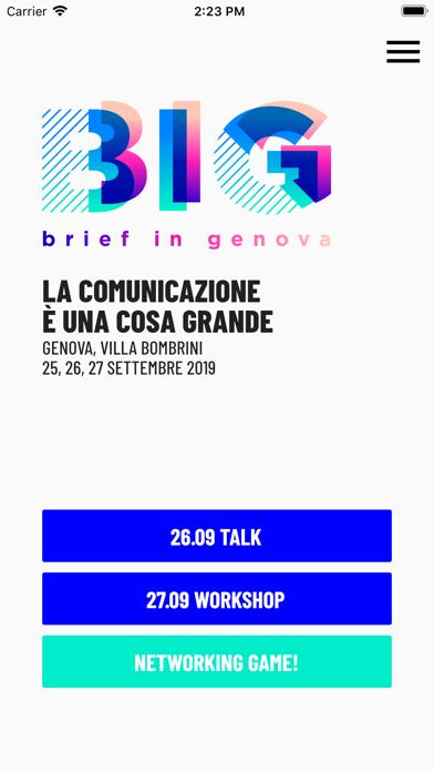 Brief In Genova screenshot 1