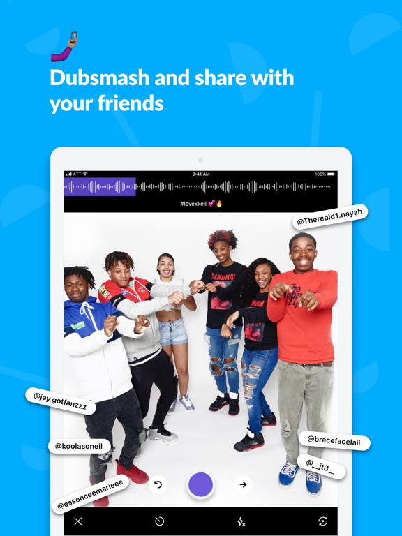 Dubsmash: Create Videos - Revenue & Download estimates