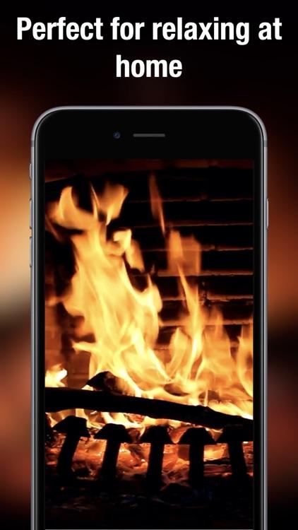 Fireplace Live HD pro screenshot-3