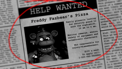Screenshot for Five Nights at Freddy's in Norway App Store