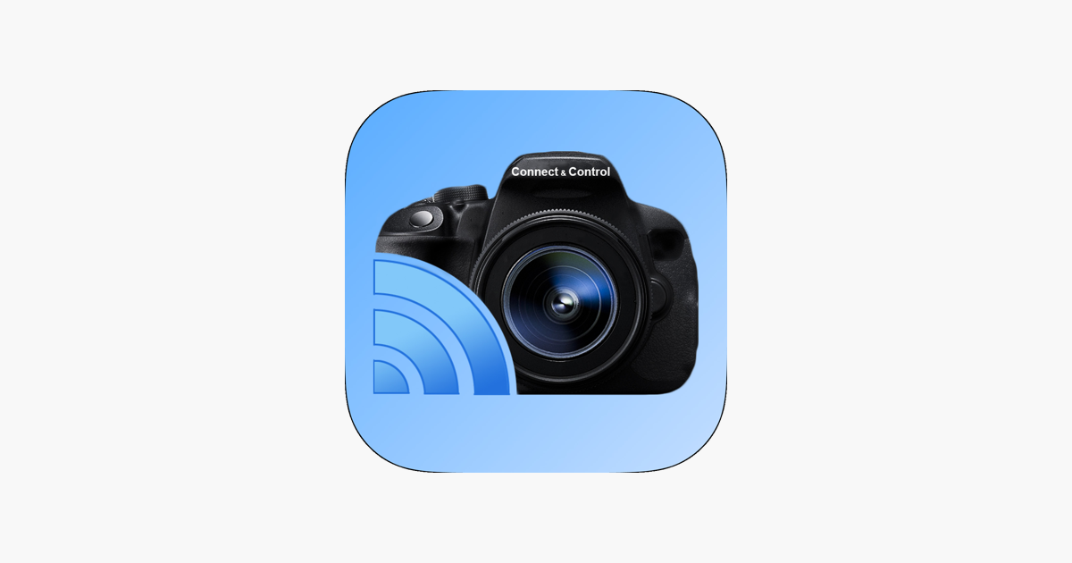 Camera Connect & Control on the App Store