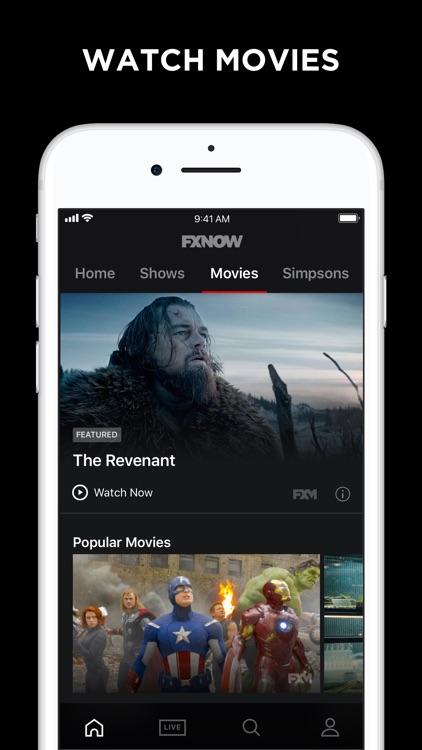 FXNOW: Movies, Shows & Live TV screenshot-3