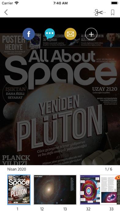 All About Space - TürkiyeScreenshot of 1