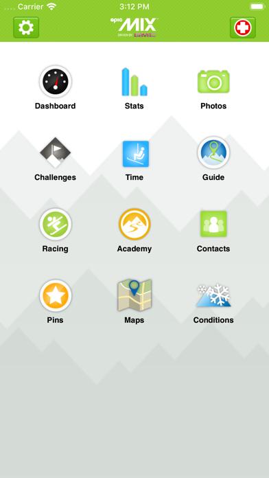 Epicmix review screenshots