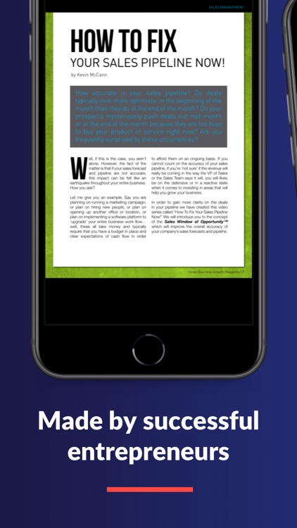 Small Business Growth Mag screenshot-4
