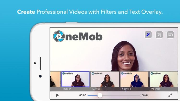 OneMob screenshot-0